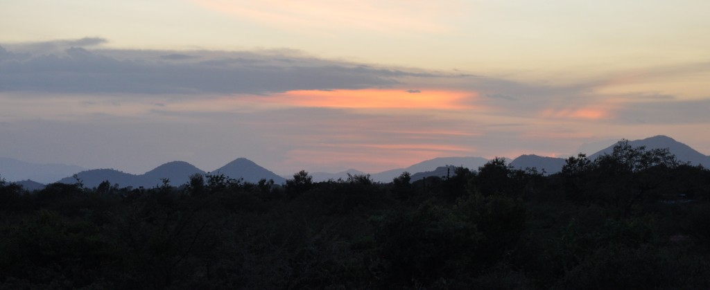 Kingiti Sunset